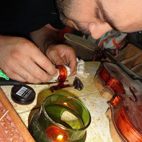 The story of a violin rosin (4). Re çine Rosin Story Luthier İstanbul Violin Keman Viola ViolinMaker Cello Violoncello Luthier Pine Fire İnstaviolin Music String