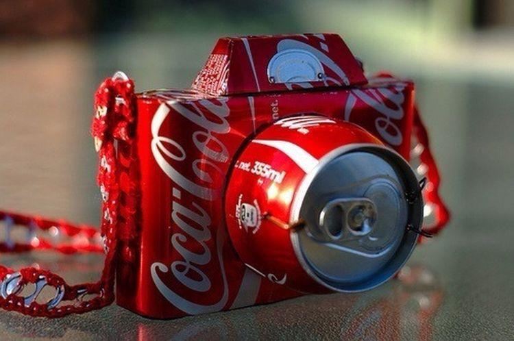 Coca Cola Cans<3