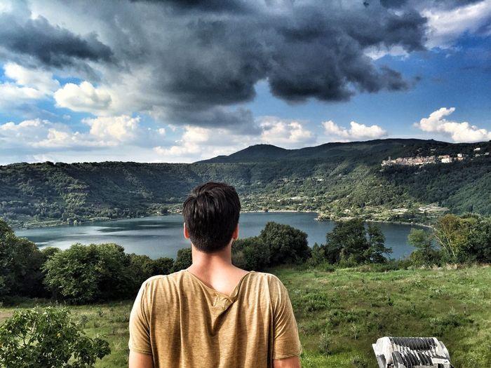 Rome Nemi's Lake