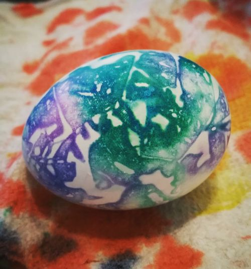 Ha0py Easter!!! Easter Sunday Easter Ready Easter Eggs DIY Create Colorful Tie Dying Tie Dye HippyChic Foodart Tiny Canvas Taking Photos