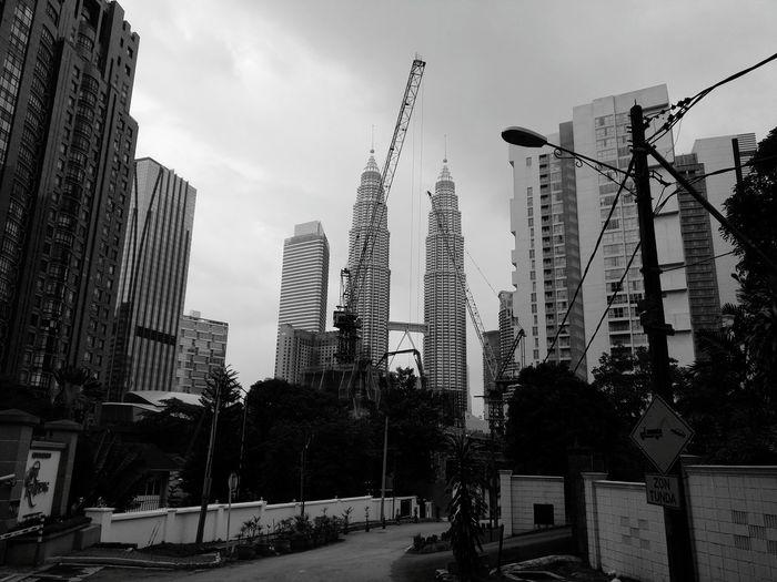 Suria KLCC Construction