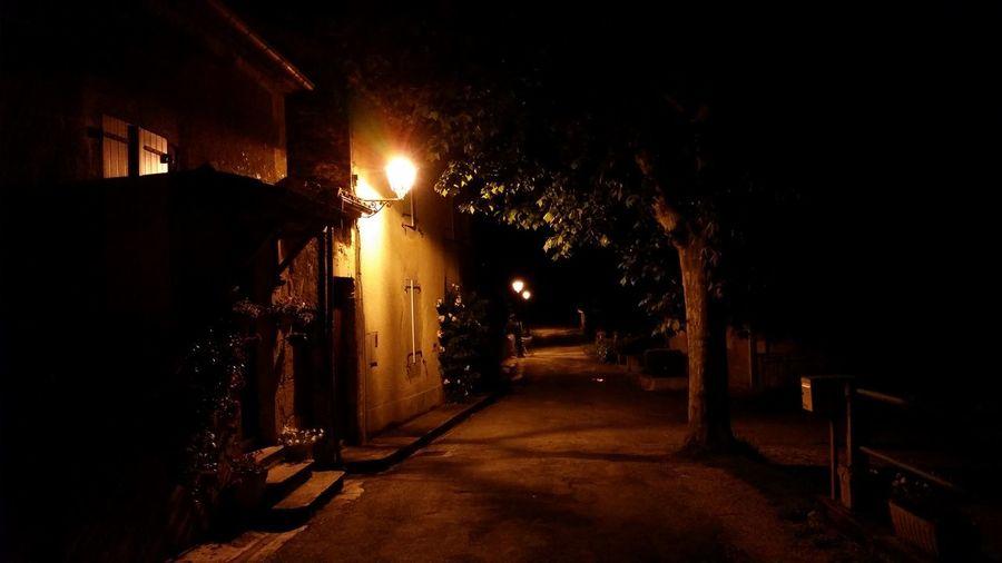 Cassaigne la nuit