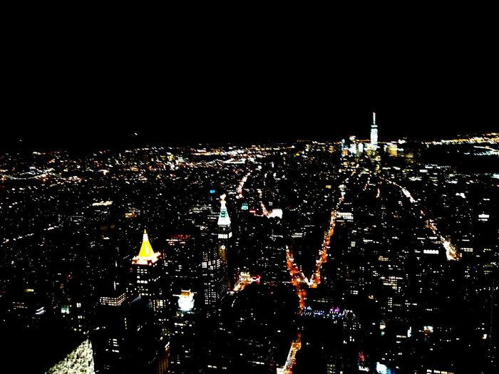City of lights NYC First Eyeem Photo