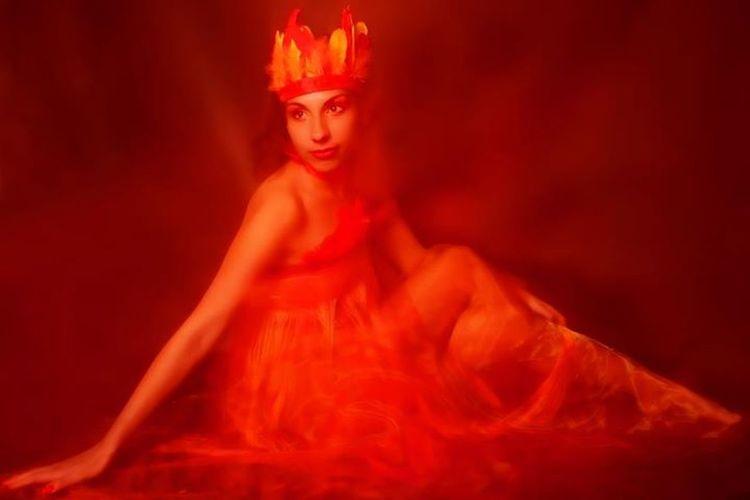 last year photoshoot - *fire* Portrait Fashion Beauty Color Portrait