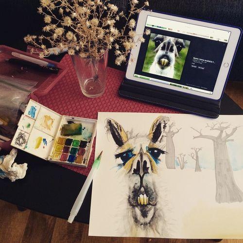 Art Art, Drawing, Creativity Watercolor Painting
