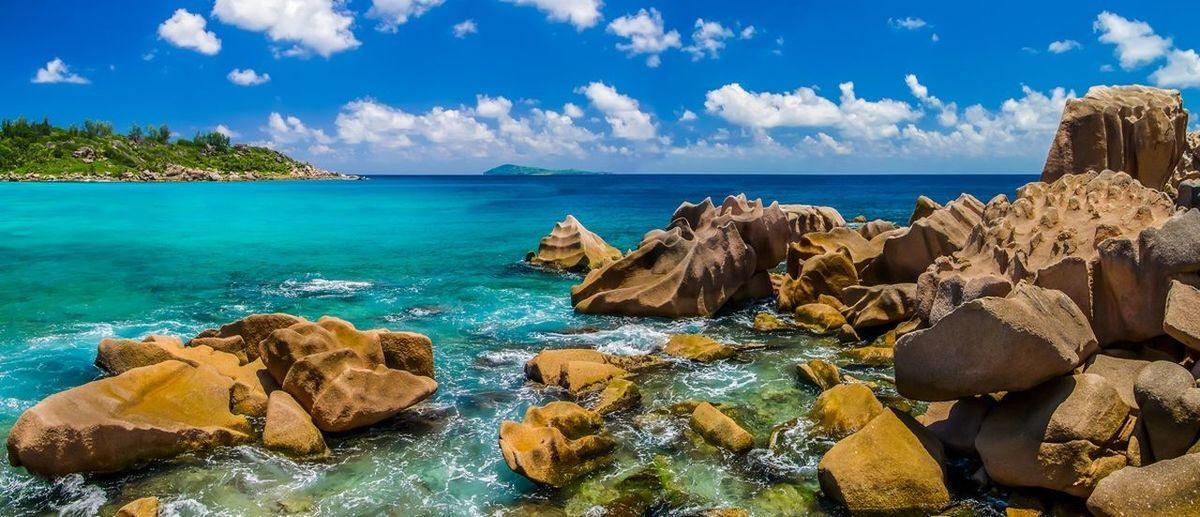 Sea Rock -
