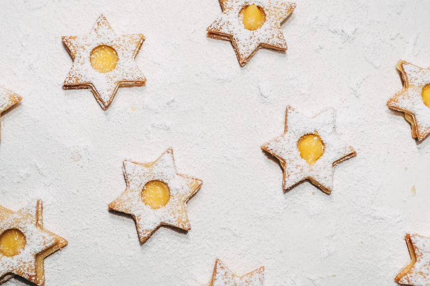 We're baking Food Stories Christmas Cookies Anise Bakery Baking Christmas Christmas Decoration Close-up Cookie Day Dough Food Food And Drink Freshness Heart Shape Indoors  Lemon Curd No People Pastry Cutter Shape Star Shape Sweet Food