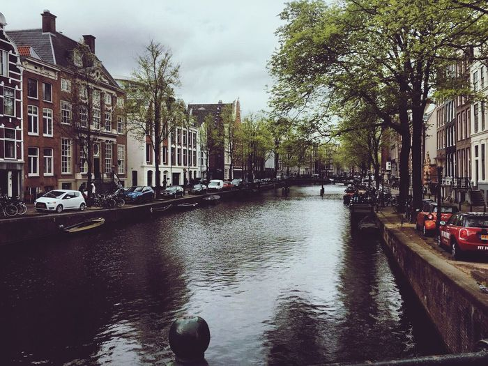 Absolutely Best! Amsterdamers Amsterdam Canal Traveladdicted Water City Tree
