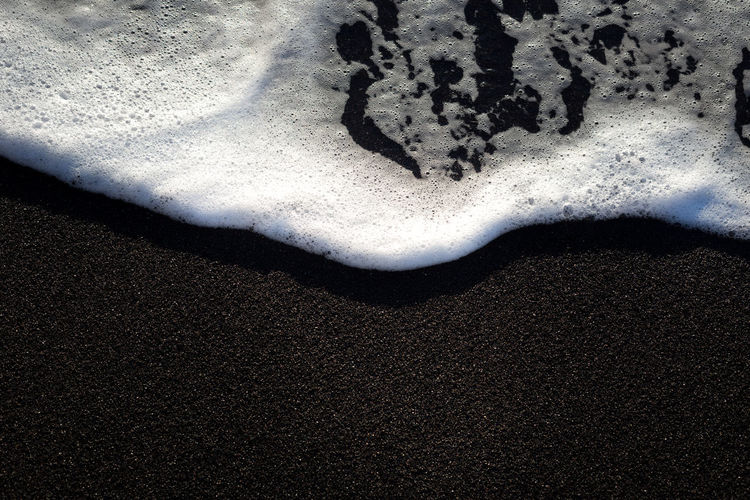 Beach Beauty In Nature Close-up Day High Angle View Nature No People Outdoors Sand Sand Dune Sea Shadow Shore Wave
