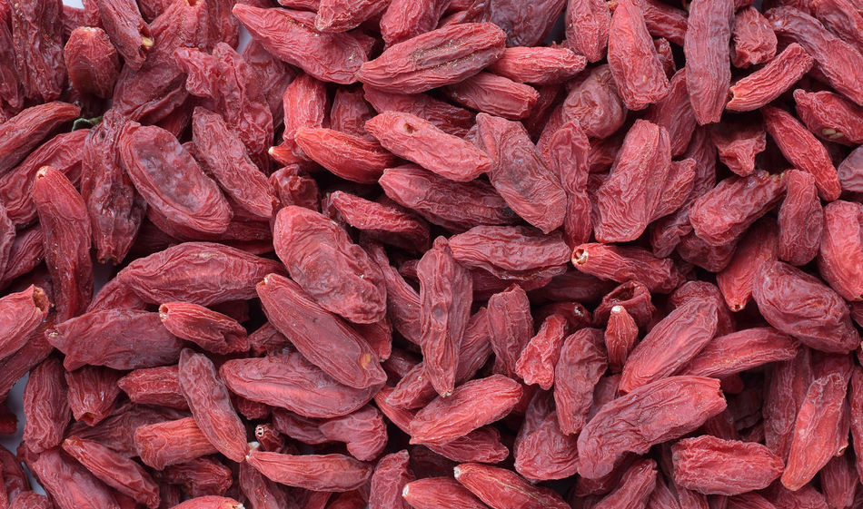 Goji berries, a fruit berry and medicinal plant Fruits Goji Gojiberries Gojiberry Medicinal Plant