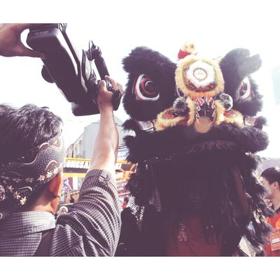 Capgomeh Sundanese Culture Westjava Indonesia_photography Culture Enjoying Life Barongsai In Action Check This Out