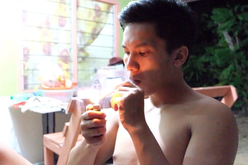 Smoke That's Me Holiday Relaxing