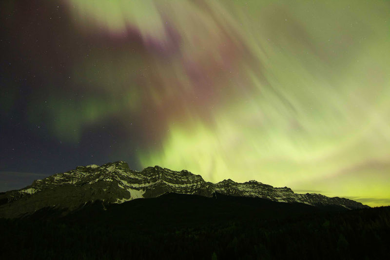 Northern Lights Check This Out Stars & Dreams Nightphotography Banff National Park  Cascademountain Hello World The Great Outdoors - 2016 EyeEm Awards Canada Coast To Coast