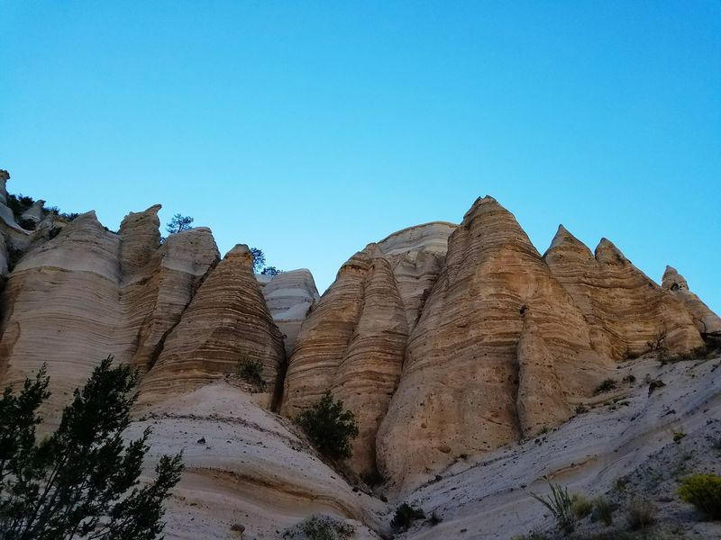Tent Rocks Cochiti Pueblo, Nm No Edit, No Filter, Just Photography Samsung Galaxy S7 Edge New Mexico, USA Rock Formations Famous Place Hello World Exploration Mountain Nature Outdoors WOW Beautiful Nature Serene Tranquil Outdoors Outdoors Photograpghy  The Great Outdoors - 2017 EyeEm Awards The Week On EyeEm Breathing Space