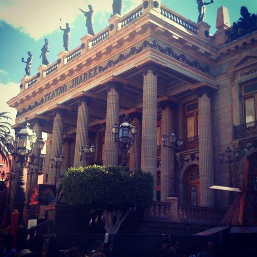 TeatroJu árez Guanajuato