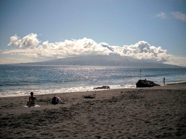 Azores Açores - Portugal Portugal Faial Island Faial Beach Almoxarife Pico