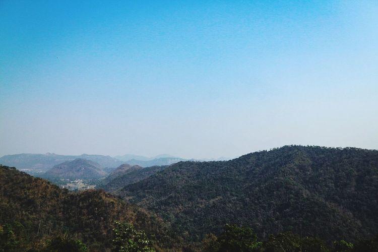 Nature Mountain Blue No People Mountain Range Clear Sky Landscape