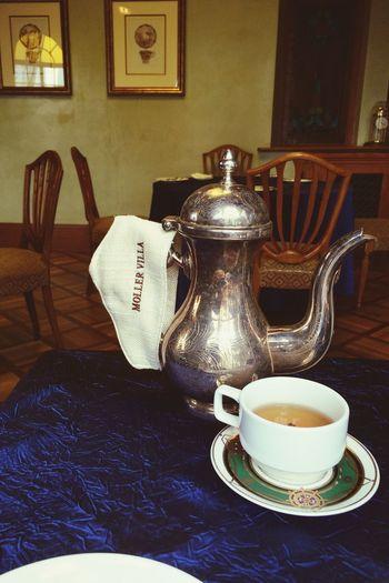 Moller Villa Afternoon Tea Earl Grey Tea