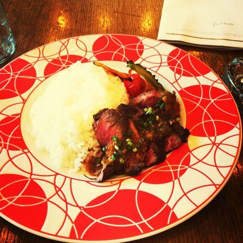 steak❤️ ステーキ Japan Steak 原宿 竹下通り