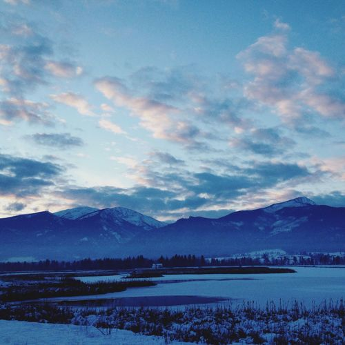 Montana Lovewhereyoulive The Mountains Are Calling