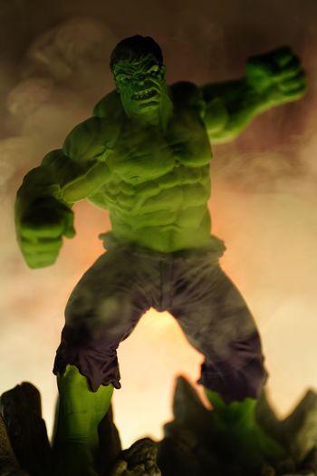 Der GRÜNE... THE HULK Hulk Schleich Toys Toyphotography Figurephotography Figure Art Figurecollection Für Bobo