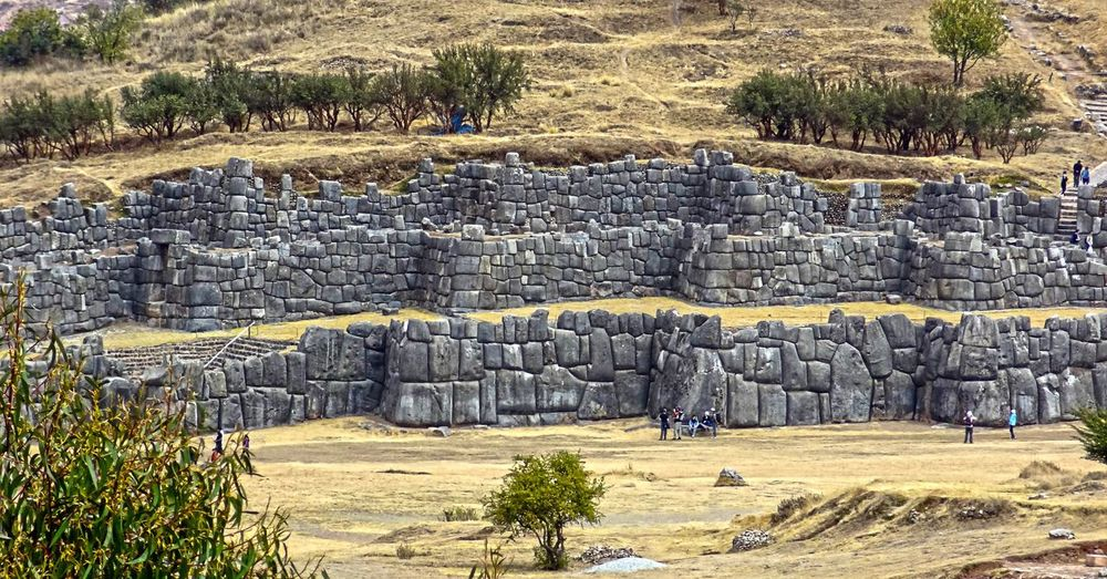 Ancient Civilization Old Ruin History The Past Stone Material Inka Trail Cuzco - Peru Sacsayhuaman Travel Photography Rickeherbertphotography Peruvian