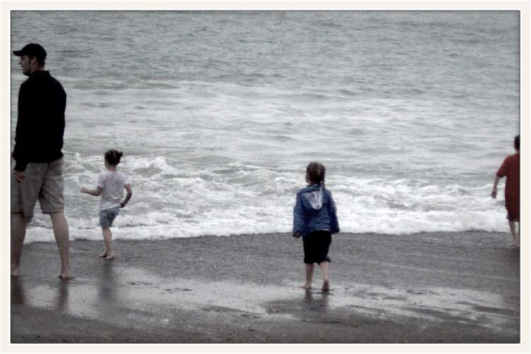 beach at Pacific Beach