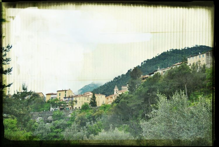 Provence Côte D'Azur Olivetta San Michele Urban Landscape l