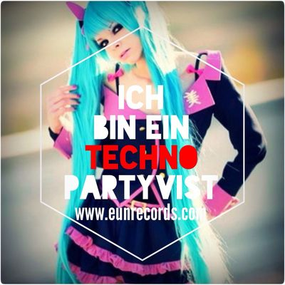 Today's Hot Look Berlin Techno Partyvist