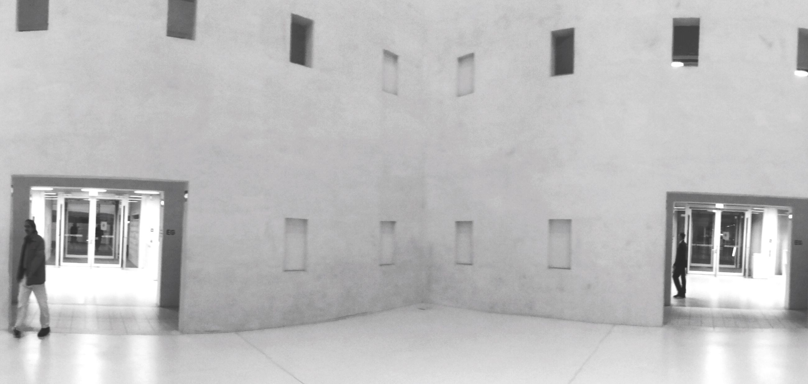 architecture, built structure, indoors, building exterior, no people, modern, illuminated, day