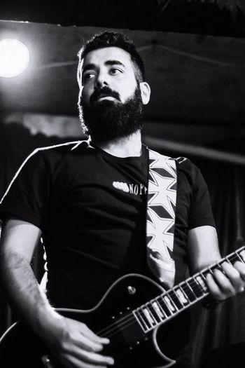That's me rockin' шкаф Guitarist Musician Lostpray