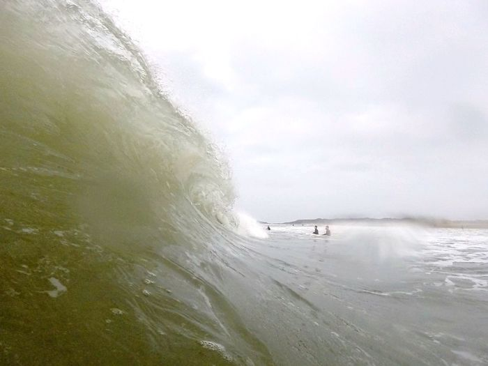 Finally got to use my Goprohero in some half decent waves👍 Surfing Waves Waves, Ocean, Nature Wales Sea Surf Photography