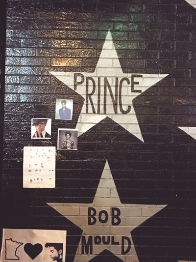 The Prince himself 💜 Purplerain Prince  Musician Minneapolis Minnesota Mn First Ave First Avenue