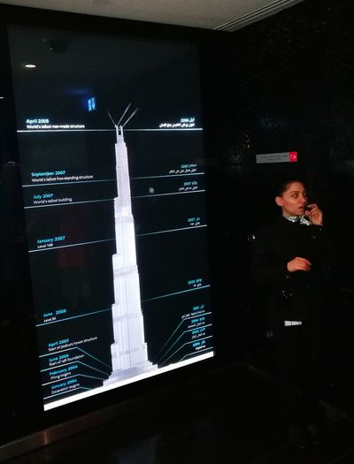 Dubai Burj Khalifa Excursion History Of Building Building Story Highest Building Highest Building In The World Connected By Travel Go Higher