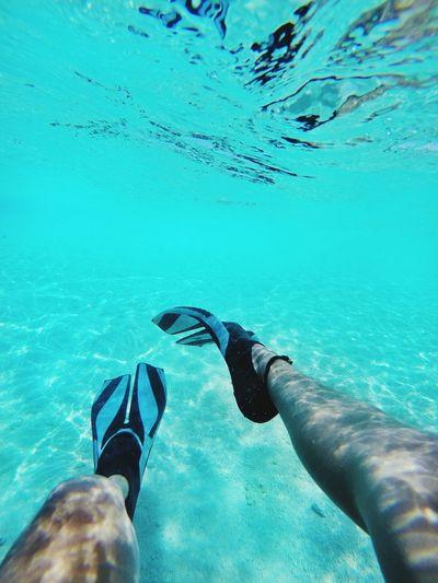 Keep swimming Underwater Swimming UnderSea Snorkeling Leisure Activity Neverstopexploring  Getoutside Wanderlust Summer Beach Explore The World Vacations Lifeofadventure Sommergefühle