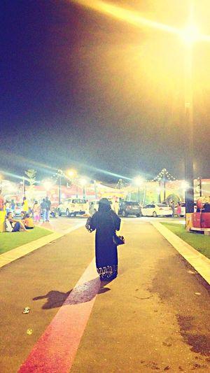 Walking Street Muslim❤️ Thelastexit Dubai Lens Flare City Life Outdoors Life
