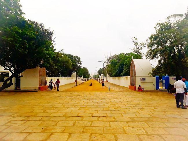 The veleankani church