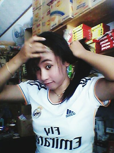 Real madrid Hi! That's Me Cheese!