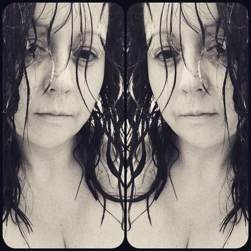 Moldiv Monochrome Selfie Nomakeup Wethair  Blackandwhite Double Diptic Barefaced K8marieuk Naked 210215