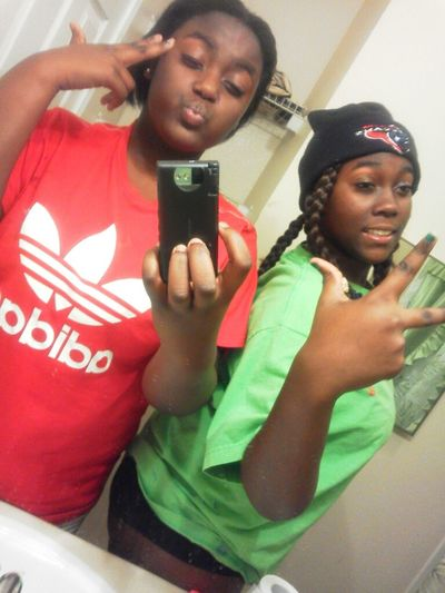 Even Thoo  , We Argue Alot I Still RIDE For Her Nd She Always RIDE For Me I LOVE My BIG Sis  ,