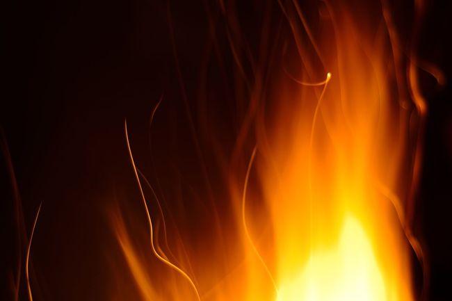 Bonfirenight Burning Flame Glowing Heat - Temperature Smoke - Physical Structure Night Motion No People Backgrounds Close-up Indoors  Illuminated Nature Black Background