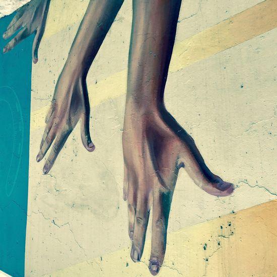 Rising! Grafitti Hands Oak Beach Street Art Streetart Streetphotography Symbolism Symbolism Is Everything