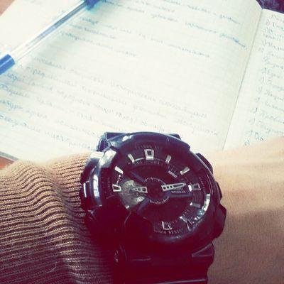 School G-Shock ⌚