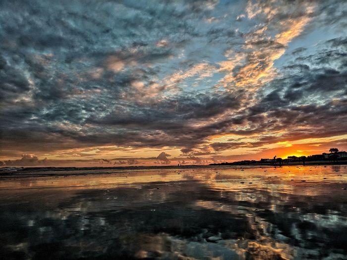 Sunset at Folly