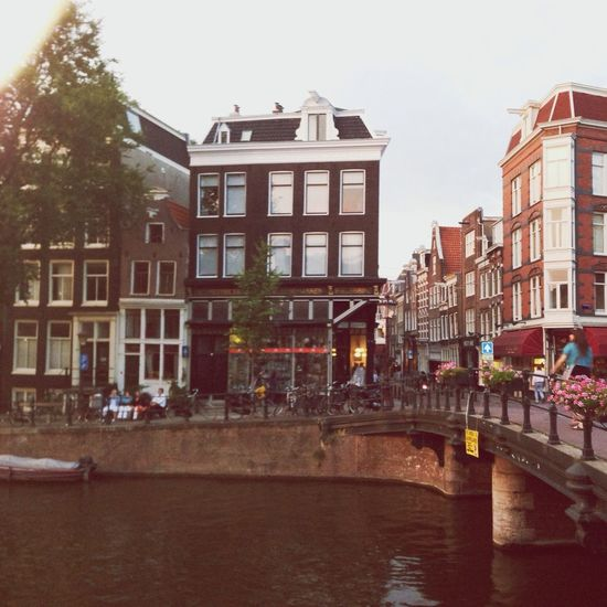 Pictureoftheday Amsterdam Building