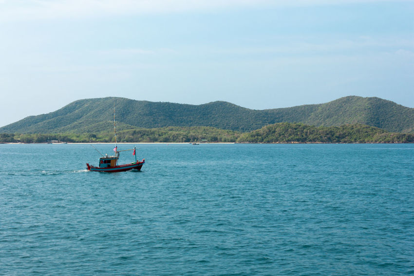 Background Backgrounds Backpacker Backpacking Bulesea Bulesky Day Nature Outdoors Scenics Sea Sea And Sky Sea View Seascape Seaseasea Seaside Ship Ships Thai Thailand Vacation Vacation Time Vacations Water Wever