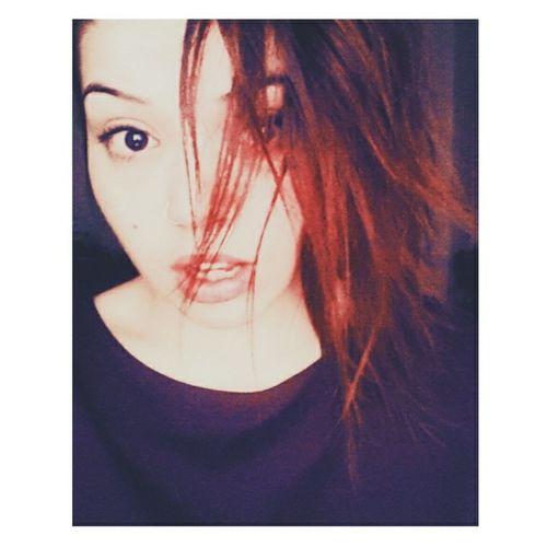 Taking Photos That's Me Enjoying Life Homehair Redhair