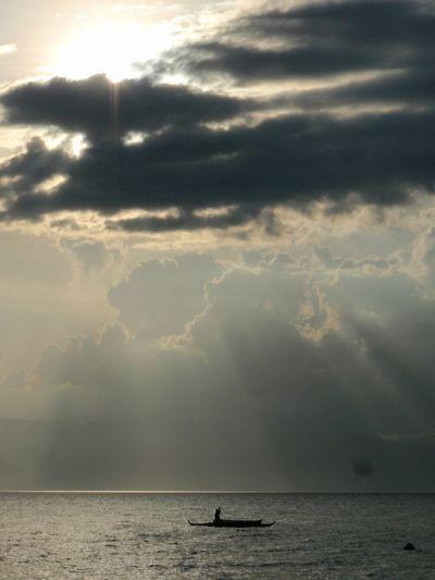 Capture The Moment Shark Boatman Landscape Ocean Scene Seascape Sunshine Sharksfin