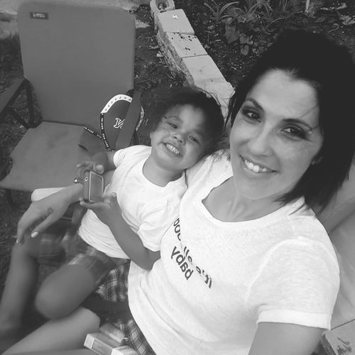 Family Smiling Mother Child Cheerful Leisure Activity Blackandwhite Happiness My Baby Boy Cozy At Home Chilling ✌ Selfıe