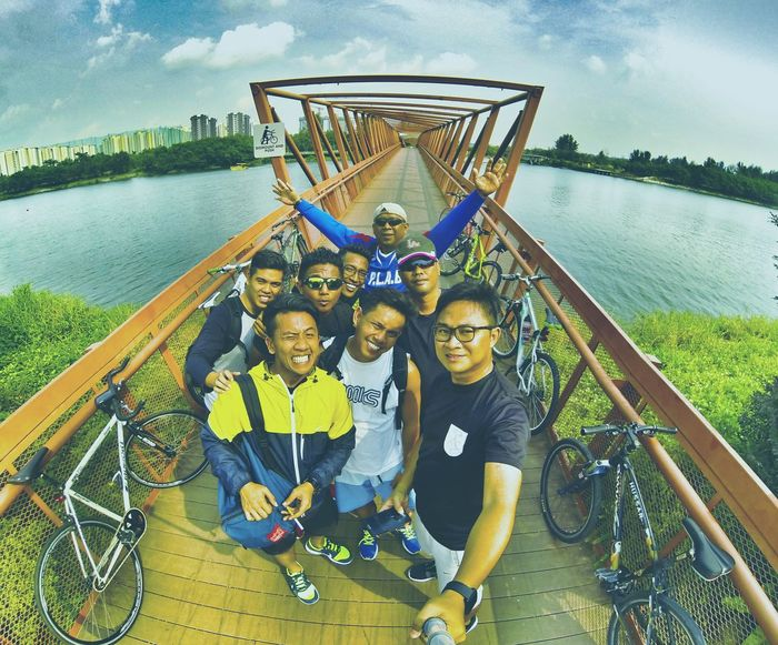 Crazybunch Gopro Cycling Around